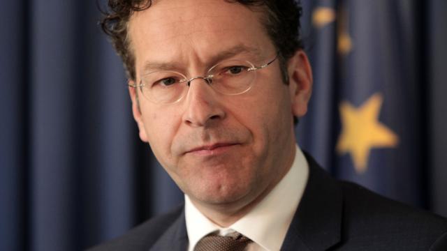 Dijsselbloem wil eurogroepvoorzitter blijven