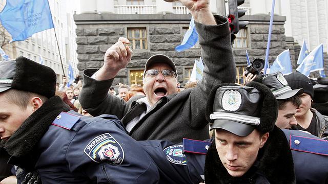 Oppositie Oekraïne roept op tot boycot EK