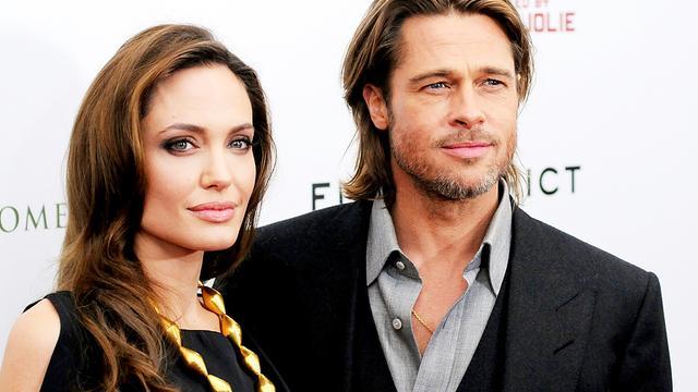 Brad Pitt is volgens Angelina Jolie strenger voor kinderen