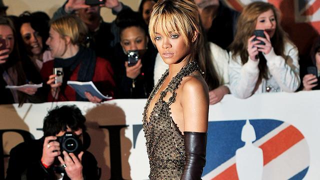 Vader Rihanna heeft geen problemen met Chris Brown