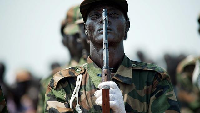 '150 doden bij gevechten bij grens Sudan'