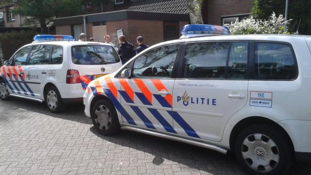 Liquidatie op parkeerplek Amsterdam lijkt verwisseling
