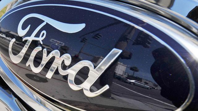 Ford ziet winst hard dalen