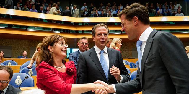 'VVD en CDA zijn besmet met PVV-virus'
