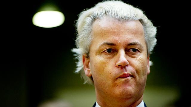 Turkse hacker kaapt site Geert Wilders
