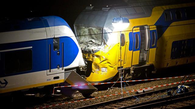'Treinbotsing bij Amsterdam is een nachtmerrie'