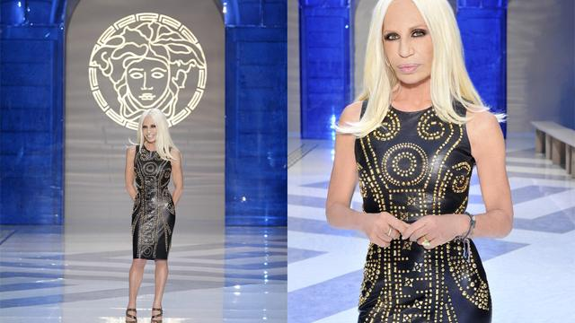 Versace kondigt shows in Parijs aan