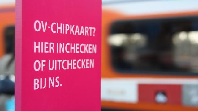 'Reizen 2,5 procent te duur door schulden OV-chipkaart'