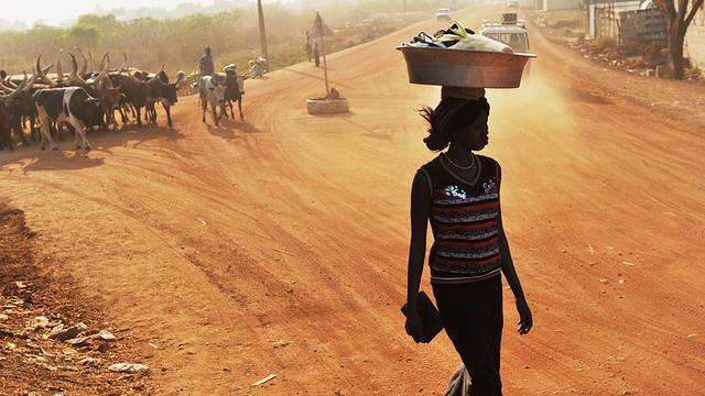 Sudan bombardeert Zuid-Sudanese stad