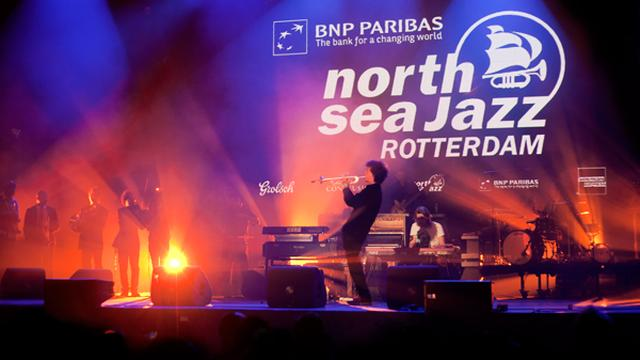 Veertigste North Sea Jazz is begonnen