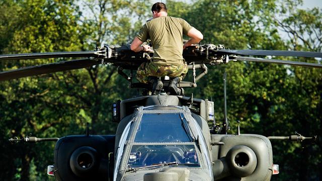 Defensie betaalt ook door bij nieuwe baan
