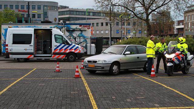 Vrouw ontvoerd vanaf Stationsplein Eindhoven