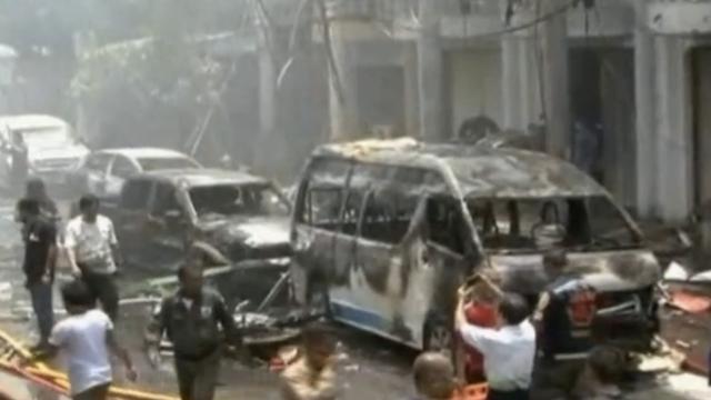 Minder terroristische aanslagen in Europa
