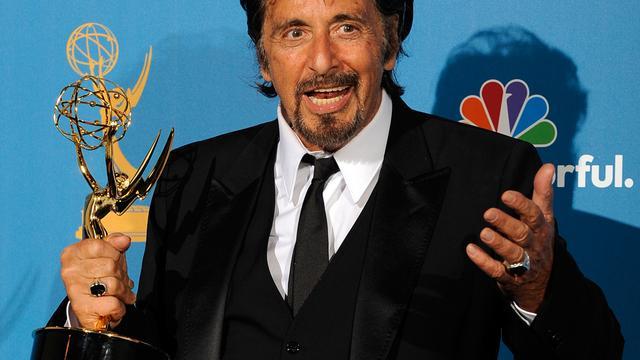 Al Pacino gewond tijdens opnames