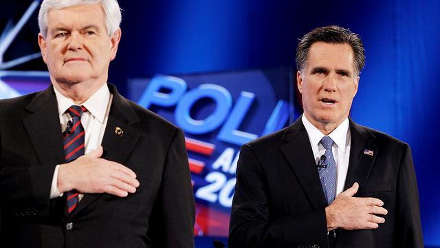'Gingrich stapt volgende week uit presidentsrace'