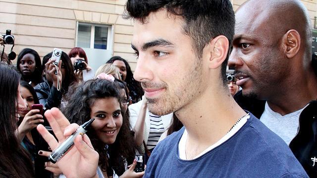 Joe Jonas betuigt spijt