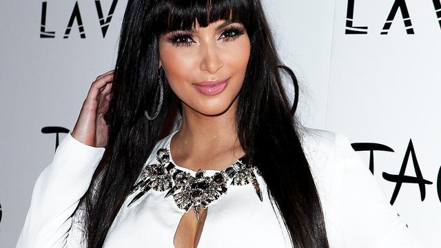 Kim Kardashian en ex-man komen er nog niet uit