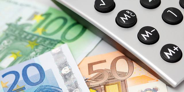 Tekort van 450.000 euro op uitkeringen