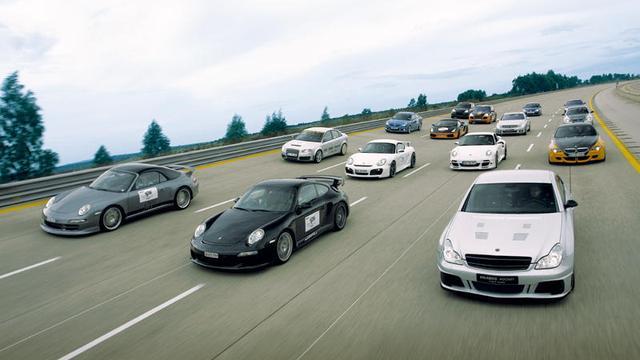 Porsche neemt testfaciliteiten Nardo over