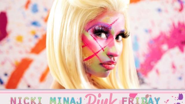 Nicki Minaj – Pink Friday: Roman Reloaded