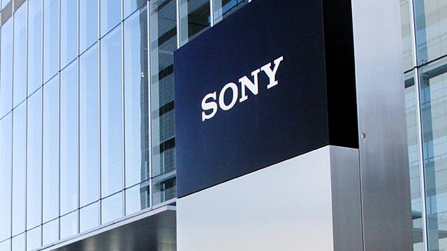Sony duikt in rode cijfers