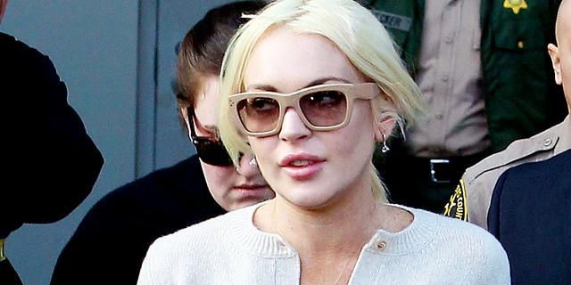 Lindsay Lohan bang dat boedel wordt gestolen