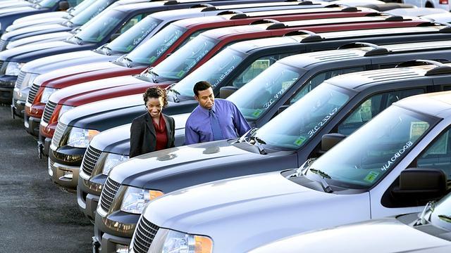 Europese autoverkoop loopt terug in september