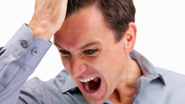 'Geschreeuw maakt mensen bang door variatie in volume'