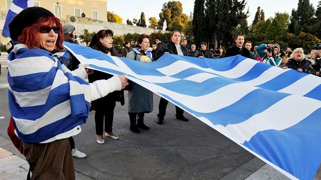Griekse bonden roepen weer op tot protest