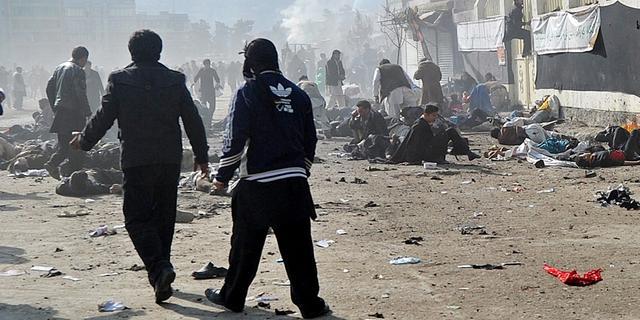 Doden door crash Turkse helikopter bij Kabul