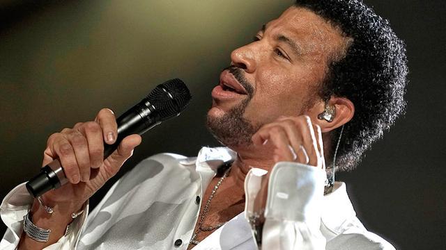Lionel Richie schreef Lady op het toilet