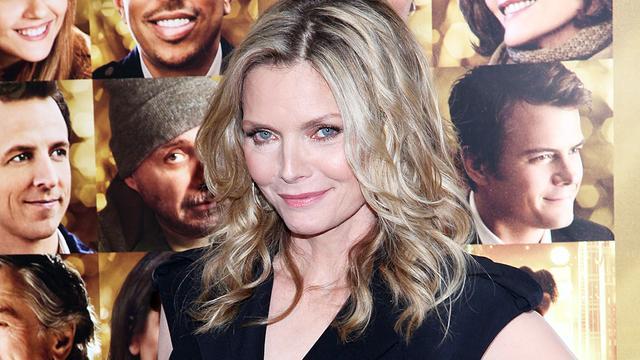 Michelle Pfeiffer geëerd met speciale award
