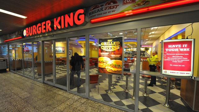 Flinke winststijging voor moederbedrijf Burger King