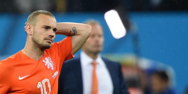 Sneijder heeft weinig trek in wedstrijd om derde plaats