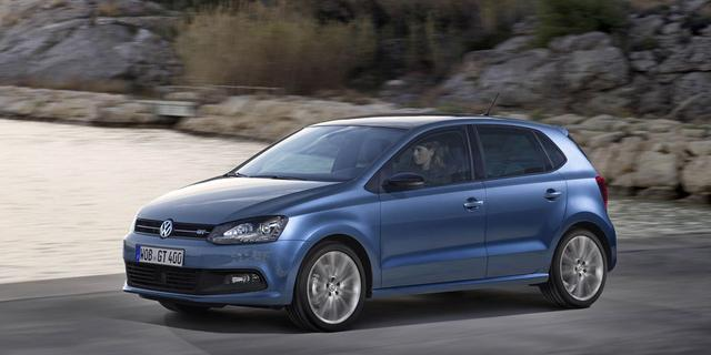 Volkswagen maakt details Polo BlueGT bekend