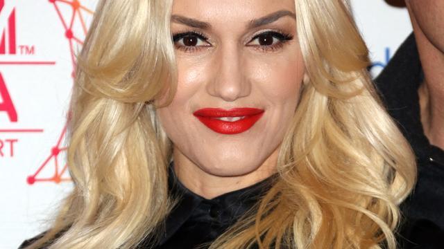 Gwen Stefani vindt Blake Shelton 'een knappe man'