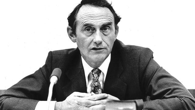 Oud-minister Jaap Boersma overleden