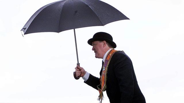 Spanning loopt op voor jaarlijkse Oranjemars in Belfast