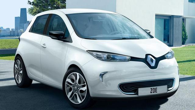 Renault onthult productieversie Zoé