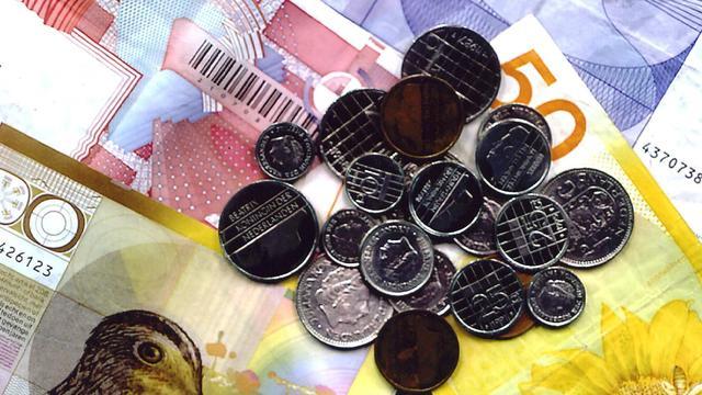 'Nederlander kreeg te weinig euro's voor guldens'