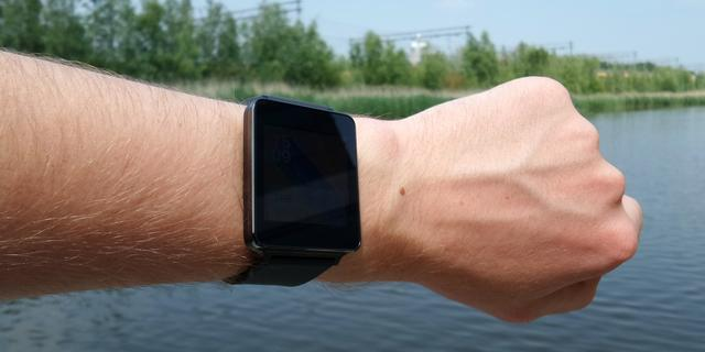 Review: Onvolmaakte maar veelbelovende G Watch