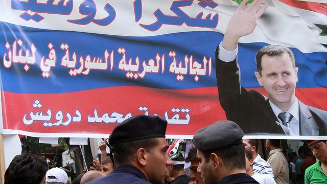 Assad vraagt om steun Rusland