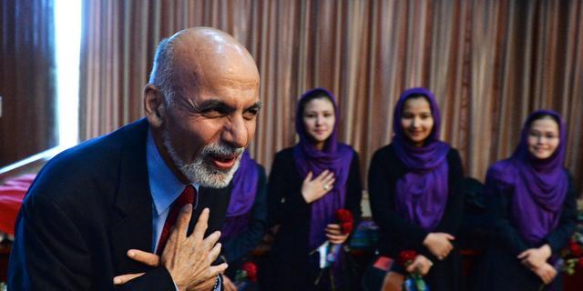 Afghaanse president wil dat Amerikaanse troepen langer blijven