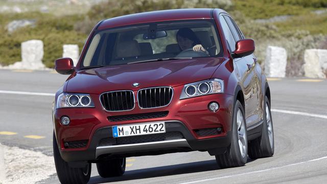 'BMW kan vraag naar X3 en X5 niet aan'
