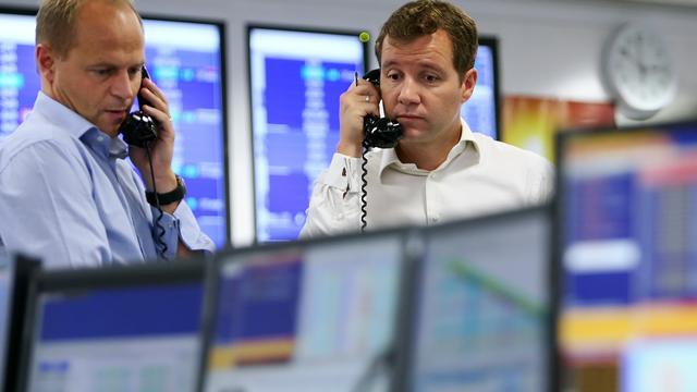 Buitenlandse beleggers trekken zich terug