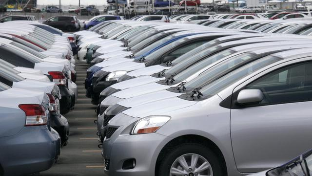 Toyota ingehaald door GM en VW