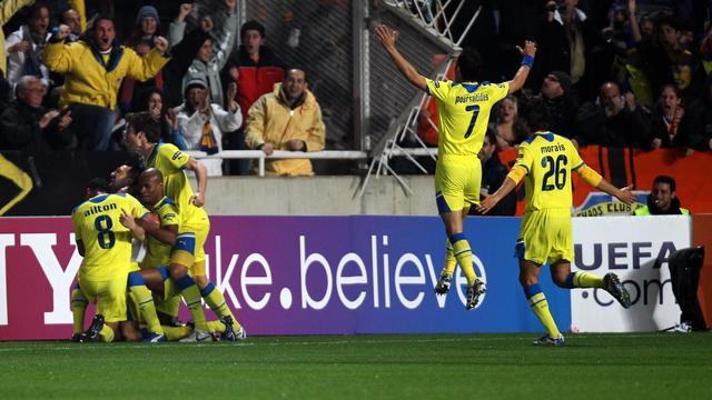 Apoel Nicosia schakelt Olympique Lyon uit na strafschoppen