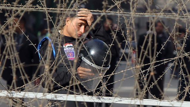 Noodtoestand Egypte vrijwel opgeheven