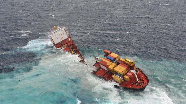 Kapitein rampschip Nieuw-Zeeland bekent