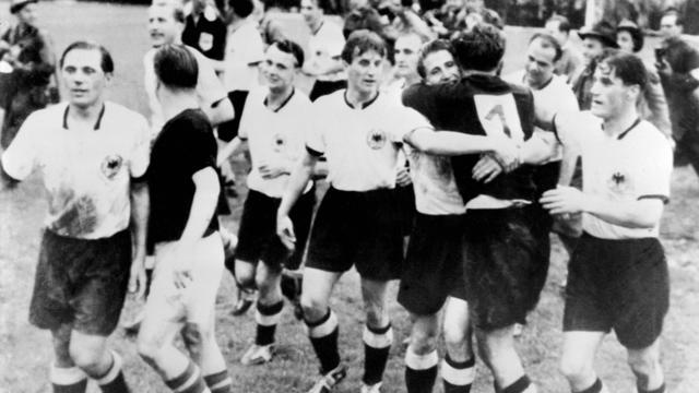 Musical over Duits wereldkampioenschap 1954